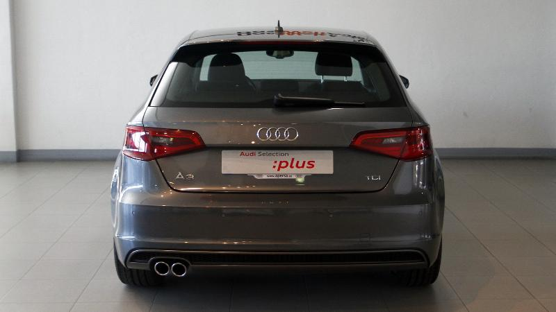 Coche de ocasión audi a3 sportb 2.0 tdi 150 s tr clean attraction