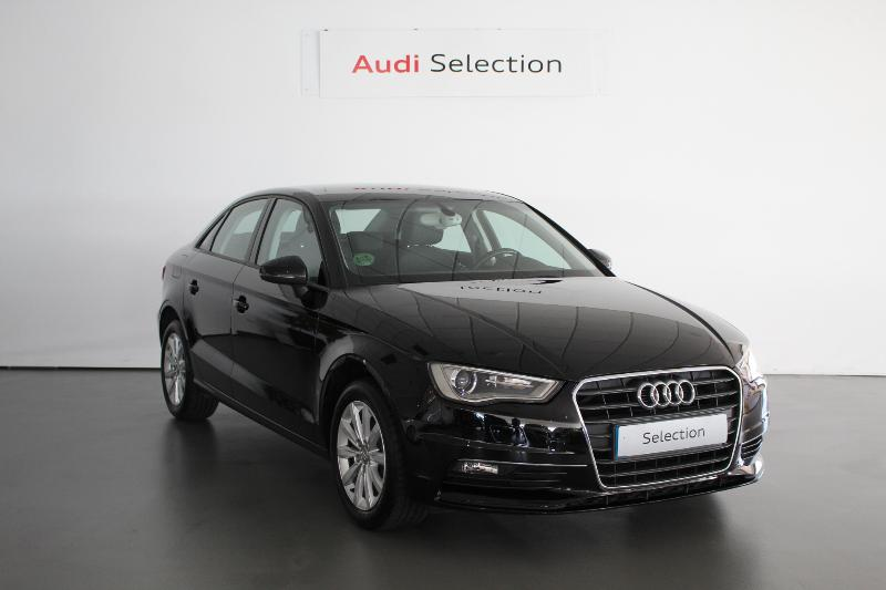 Coche de ocasión audi a3 sedan 1.6 tdi clean 110cv attraction