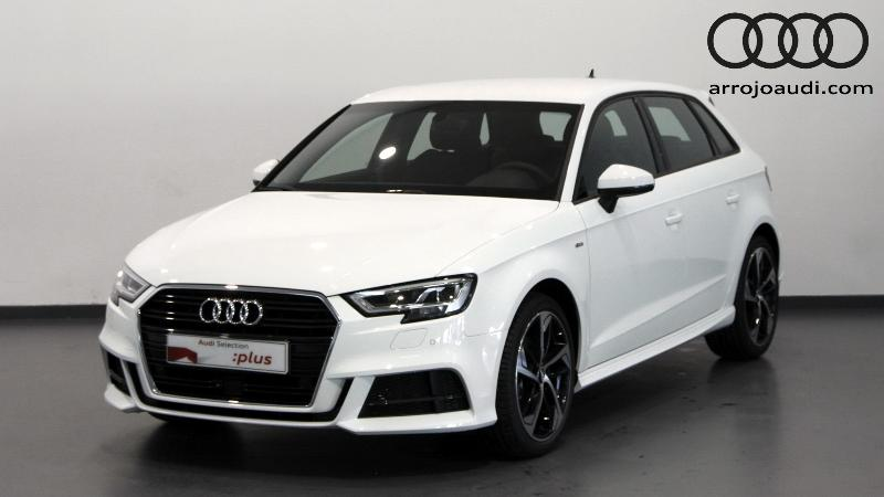 Coche de ocasión audi a3 sportback all in edion 30 tdi 85kw