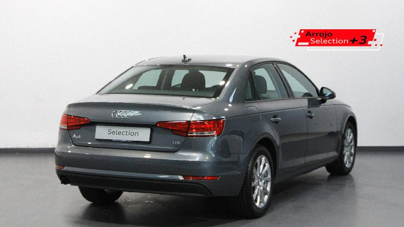 Coche de ocasión audi a4 2.0 tdi 150cv advanced edition