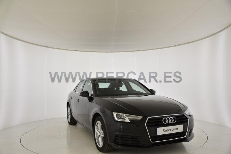 Coche de ocasión audi a4 2.0 tdi 110kw(150cv) advanced edition