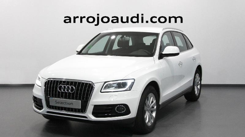 Coche de ocasión audi q5 2.0 tdi 150cv ultra advanced edition
