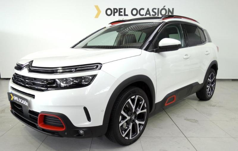 Coche de ocasión citroen c5 aircross bluehdi 96kw 130cv ss eat8 feel