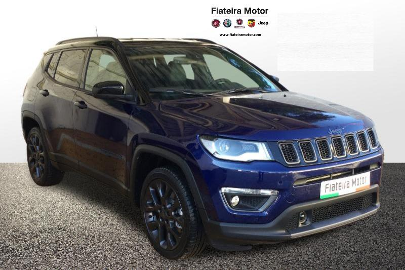 Coche de ocasión jeep compass 1.3 phev 177kw (240cv) s at awd
