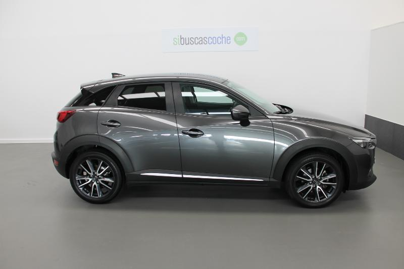 Coche de ocasión mazda cx 3 2.0 skyactiv ge luxury 2wd at