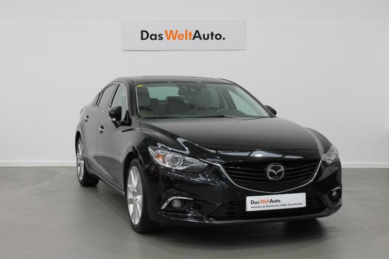 Coche de ocasión mazda mazda6 2.2 de 175cv at luxury + pack travel