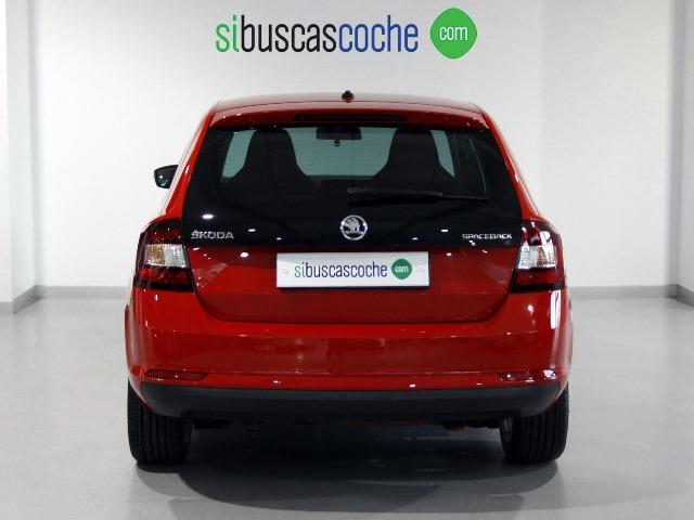 Coche de ocasión skoda spaceback 1.4 tdi cr 66kw ambition spaceback